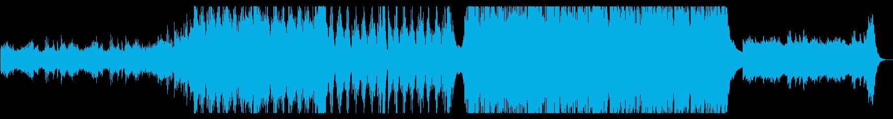 【メロディー無し】オーケスト…壮大・勇敢の再生済みの波形