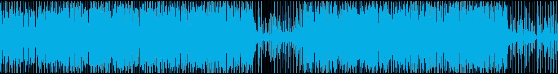 【ループ対応】上品オシャレ♪ポップEDMの再生済みの波形