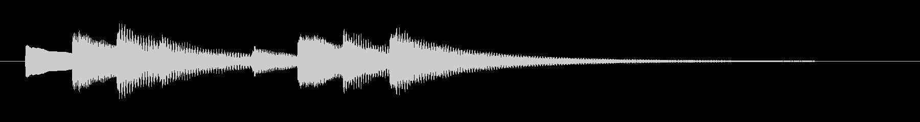 ベルチャーチアワー-ウィンザーチャ...の未再生の波形