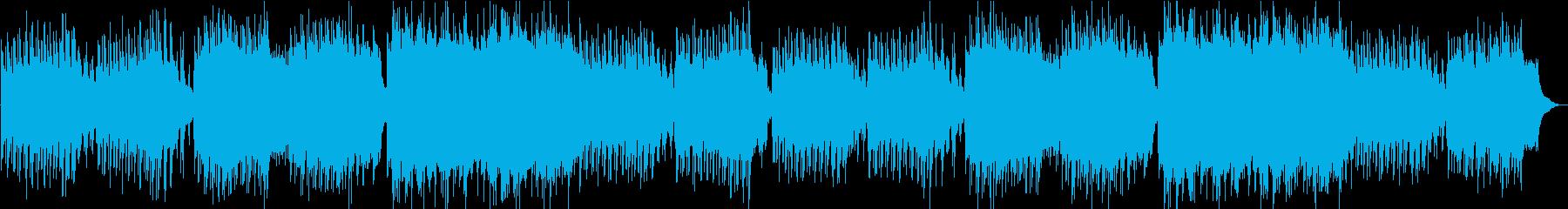 ユーモレスク オルゴールオーケストラの再生済みの波形