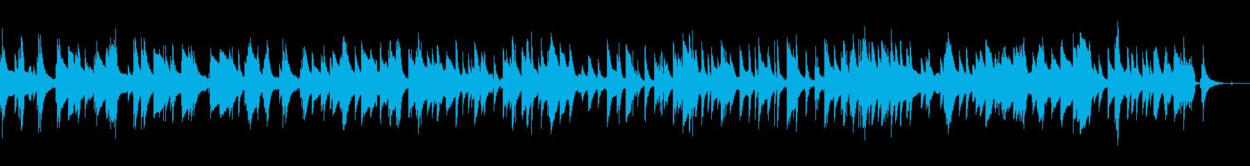 ガーシュウィンのバラード(ピアノトリオ)の再生済みの波形