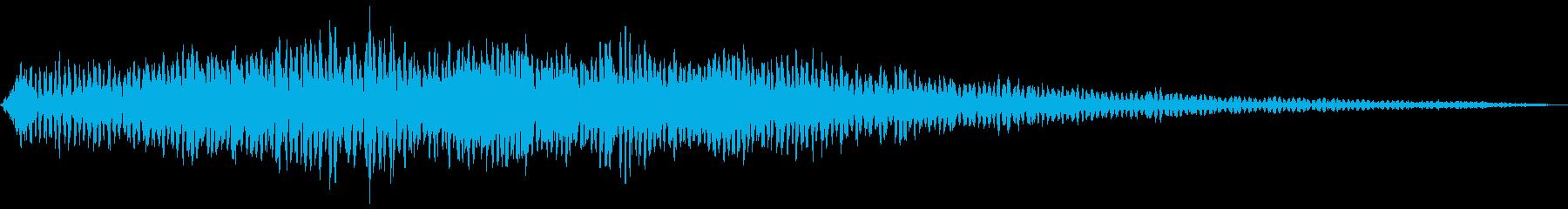 SciFi EC01_83_3の再生済みの波形