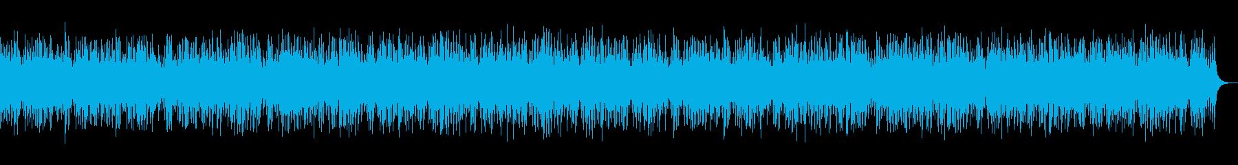 どこかで聴いたようなやさしいオルゴールの再生済みの波形