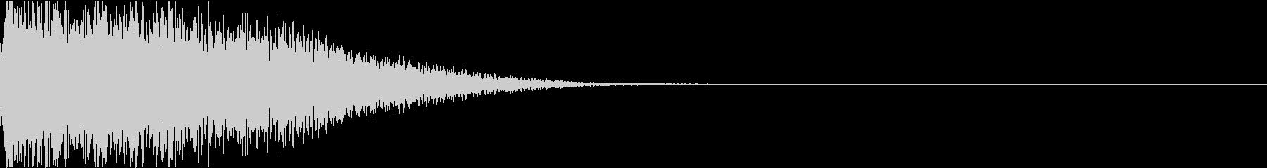 ロボット 合体 ガシーン 金属 重い16の未再生の波形