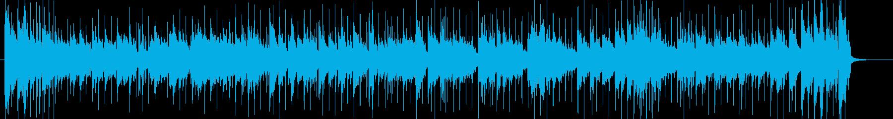 70'sニューミュージックボサノバSH版の再生済みの波形
