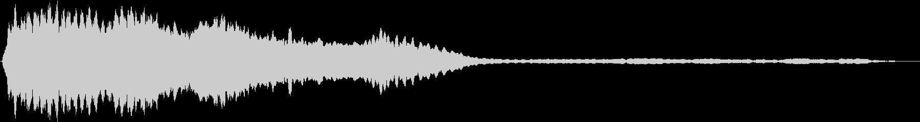 ドローン チベット01の未再生の波形
