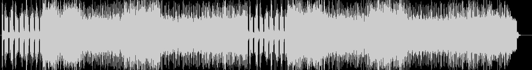 「HR/HM」「SLASH」BGM172の未再生の波形