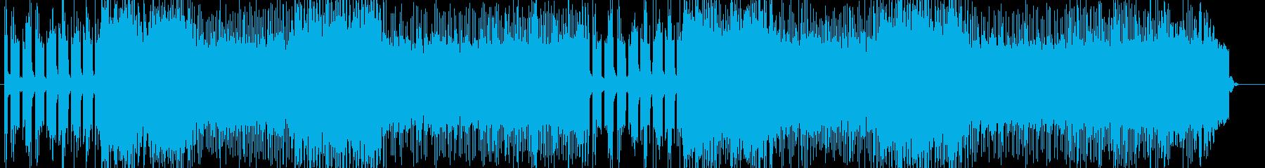 「HR/HM」「SLASH」BGM172の再生済みの波形