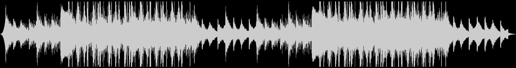 ハイテク企業音楽の未再生の波形