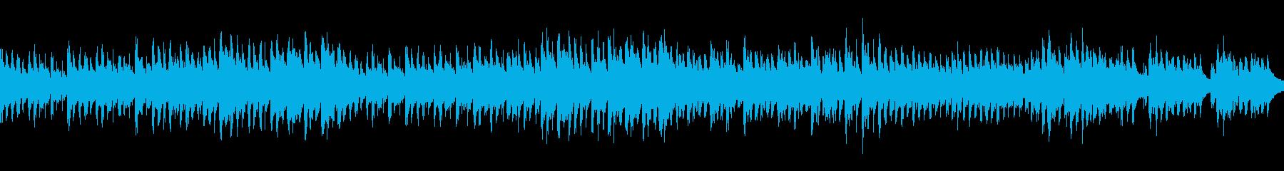 幻想・童話・異世界感BGM(ループ仕様)の再生済みの波形