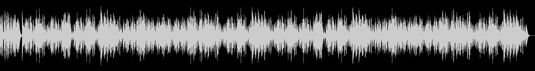 ジ・エンターテイナー マリンババージョンの未再生の波形