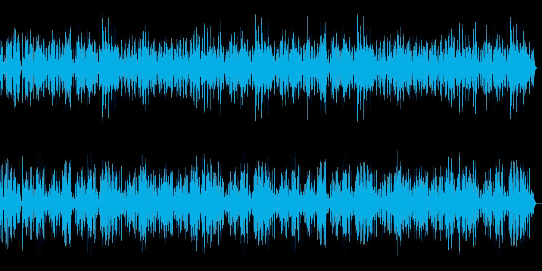 ジ・エンターテイナー マリンババージョンの再生済みの波形