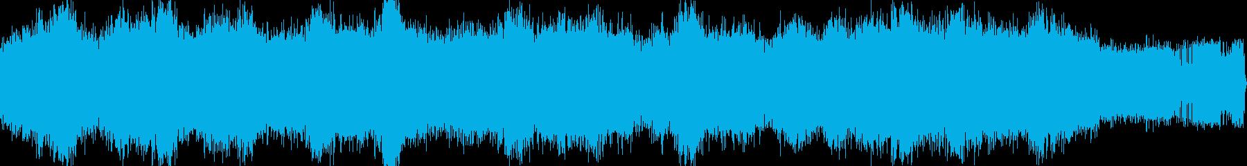 オブジェクト、シズル、スパーク、ス...の再生済みの波形