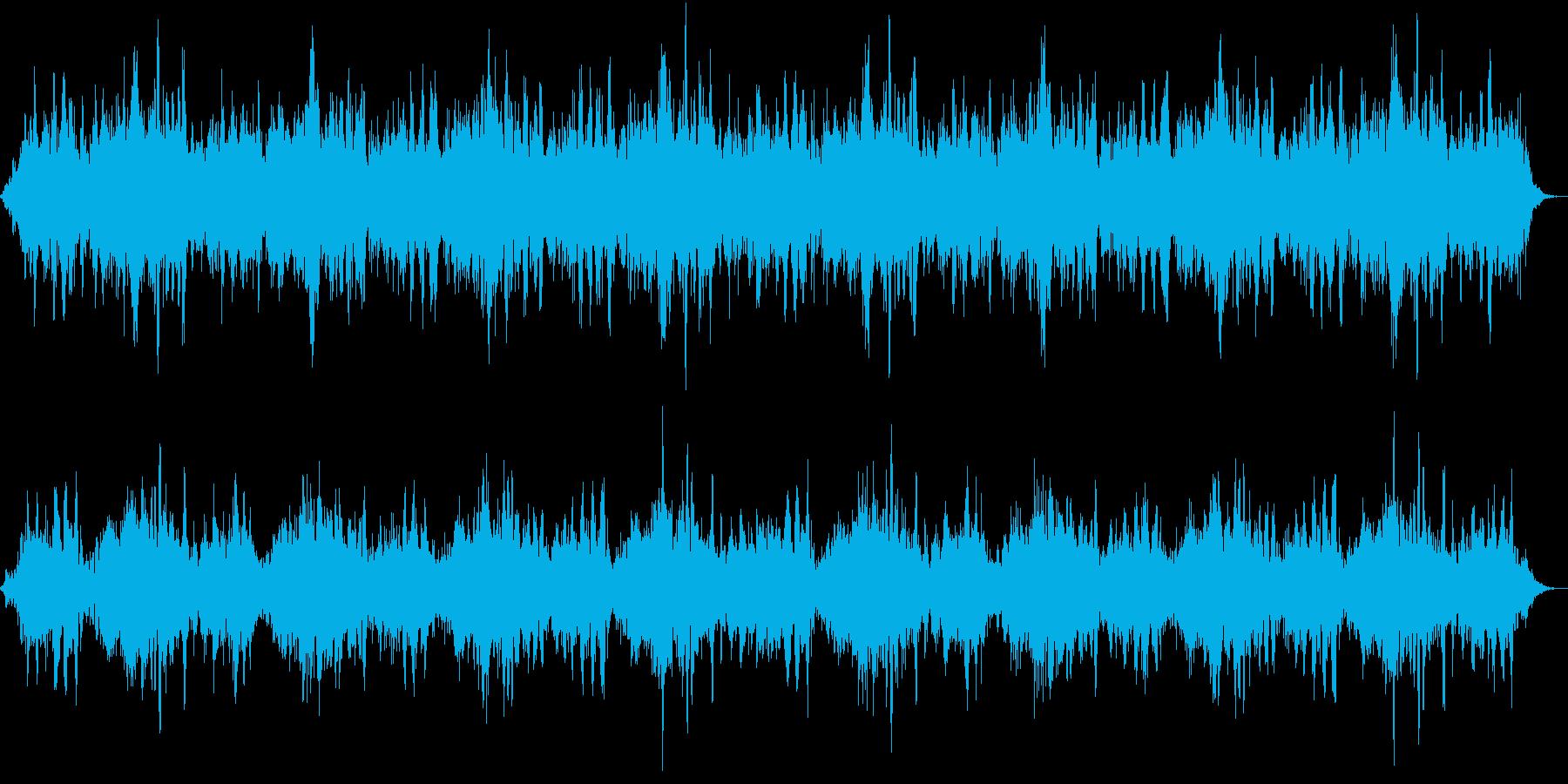 魔法詠唱、魔法発動、独白 06の再生済みの波形
