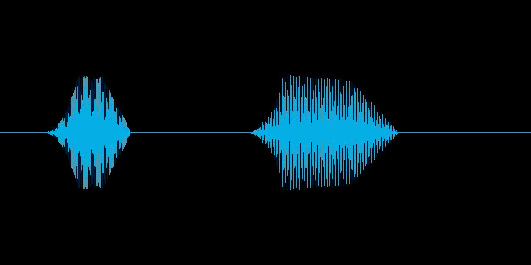 ファミコン風効果音 キャンセル系 17の再生済みの波形