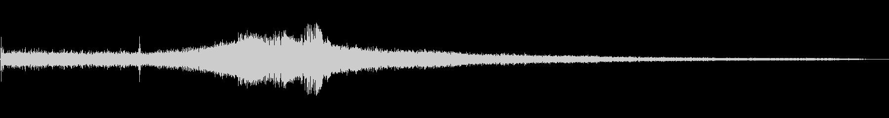115 HPアウトボード:EXT:...の未再生の波形