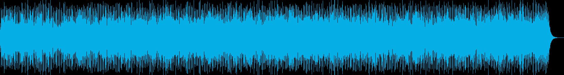 さすらい旅をイメージしたカントリーロックの再生済みの波形