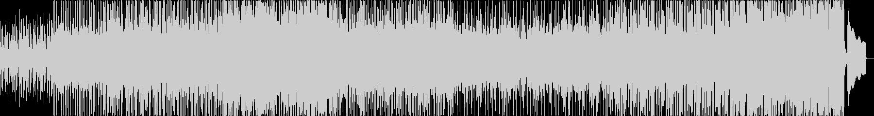ウクレレ、アップテンポ、日常系BGMの未再生の波形