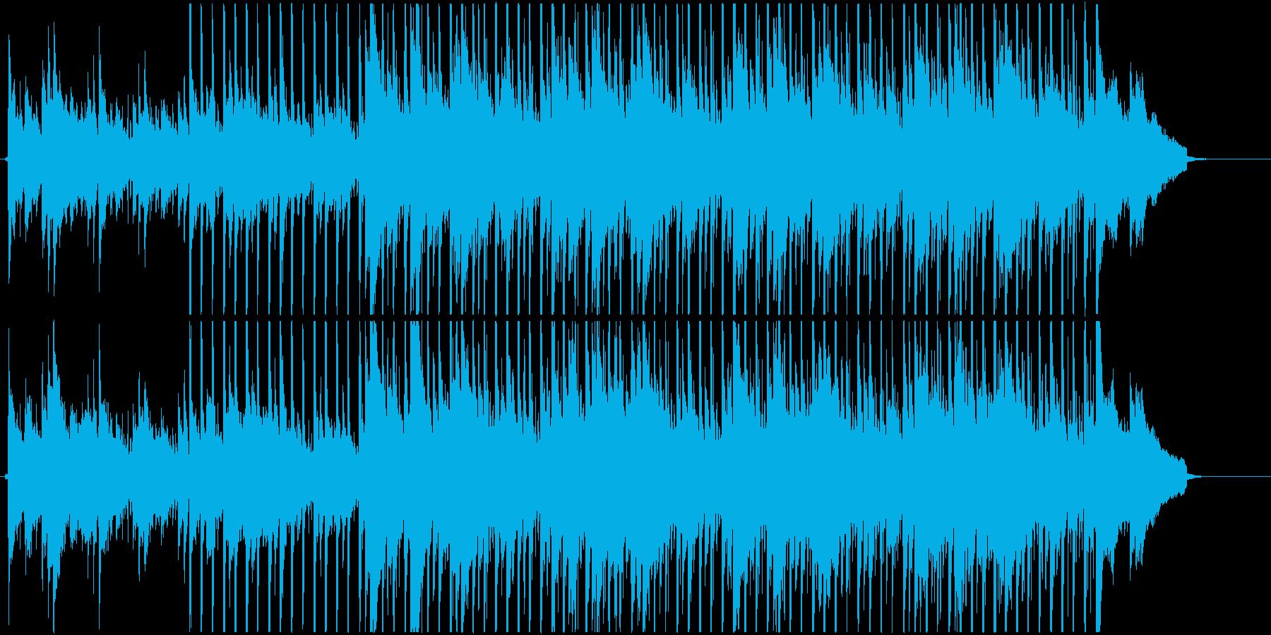 アコギが爽やかにリードする軽いポップスの再生済みの波形