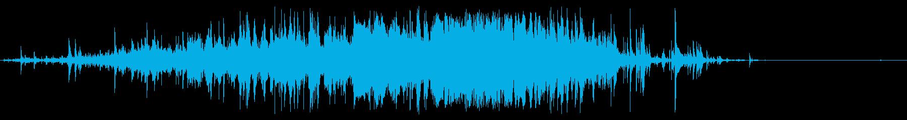 スピリングジャンクとデブリクラッシ...の再生済みの波形