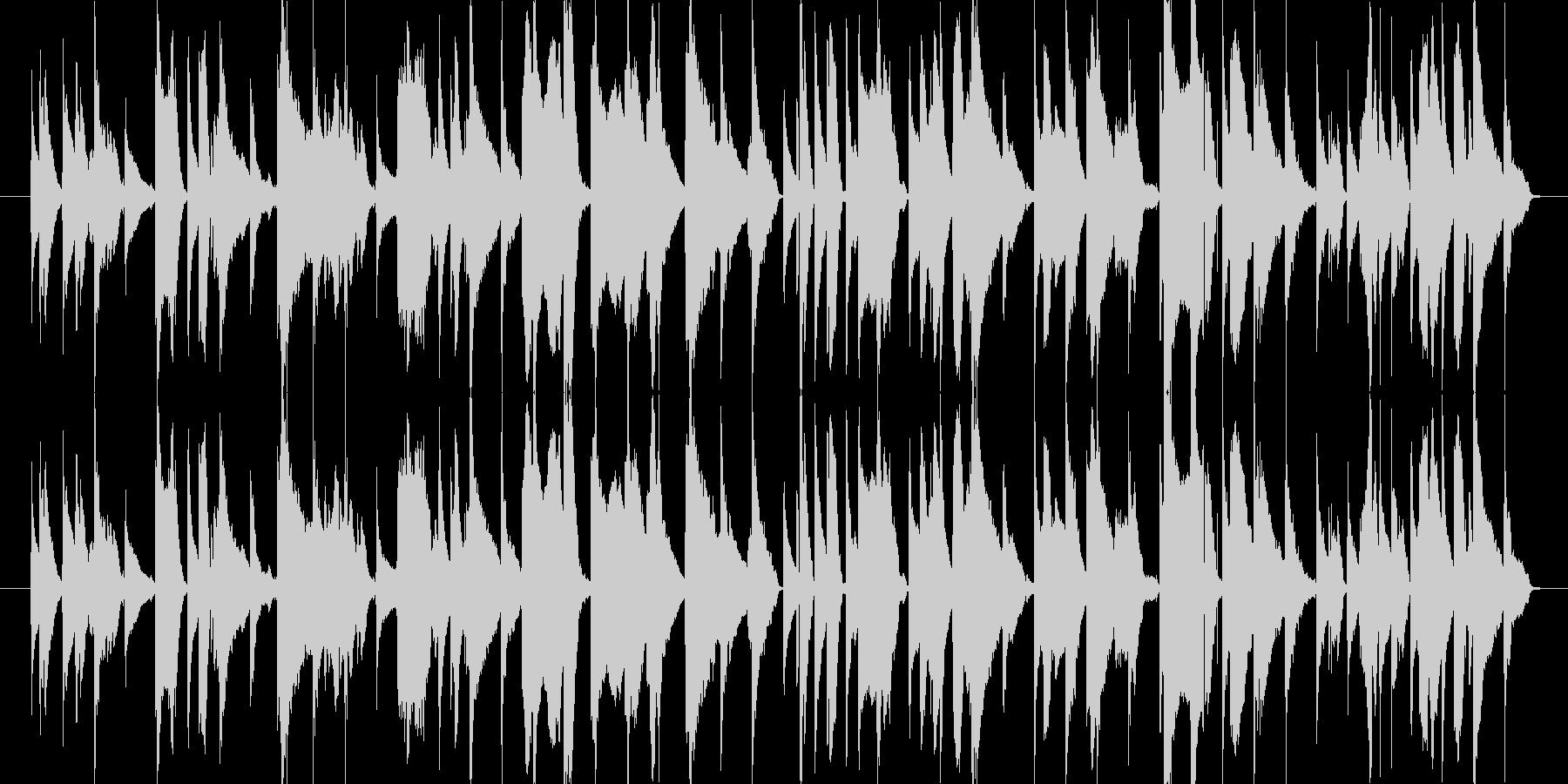 ma-ko song 3の未再生の波形