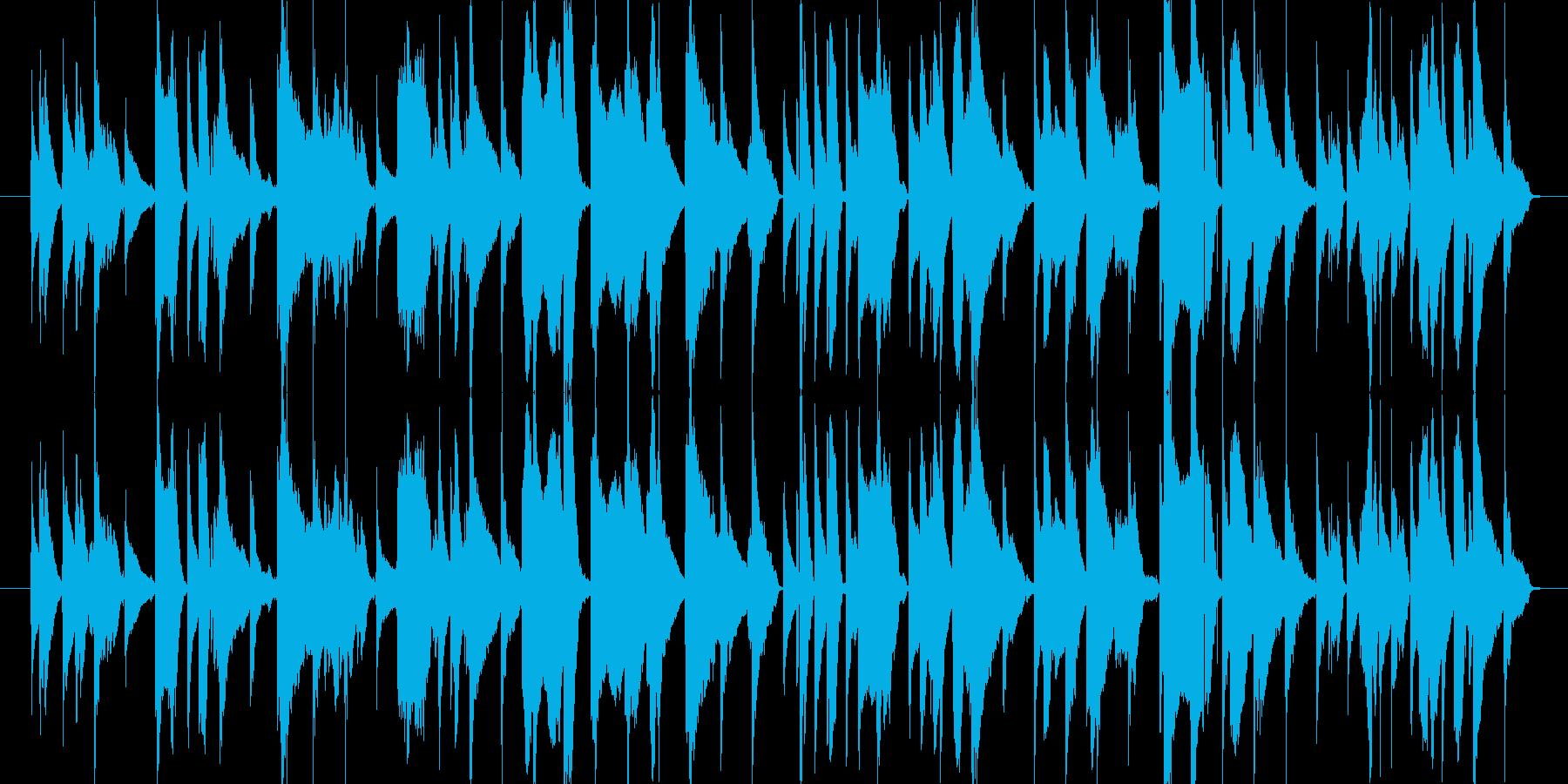 ma-ko song 3の再生済みの波形