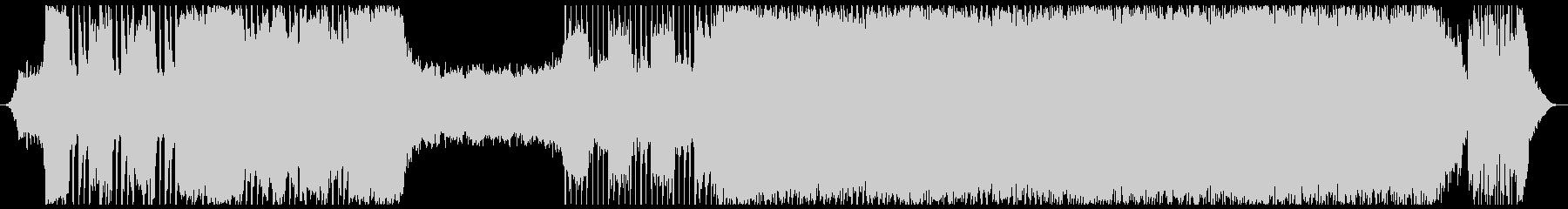 スポーティーなロック (60 Ver)の未再生の波形
