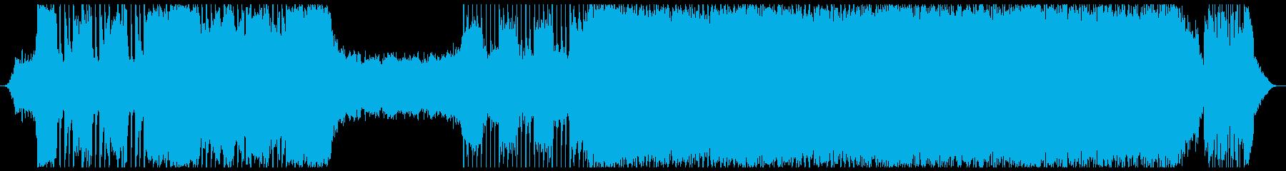 スポーティーなロック (60 Ver)の再生済みの波形