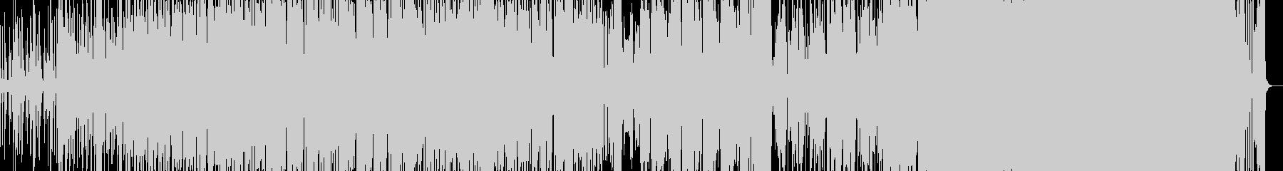 激しいファンク・ソウル/JIINOの未再生の波形
