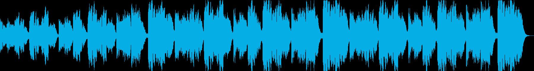 古典的な歌、ファーストノエルの美し...の再生済みの波形