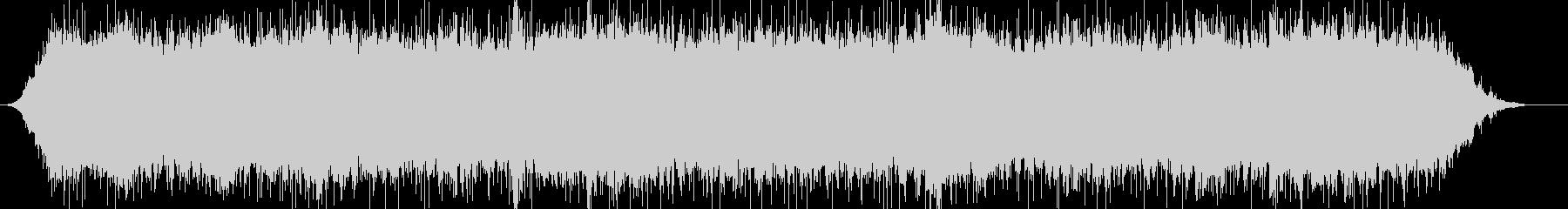 シネマサウンドに最適のBGMの未再生の波形
