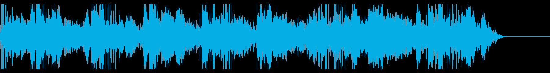 ピストンファクトリー、モーフエレメ...の再生済みの波形