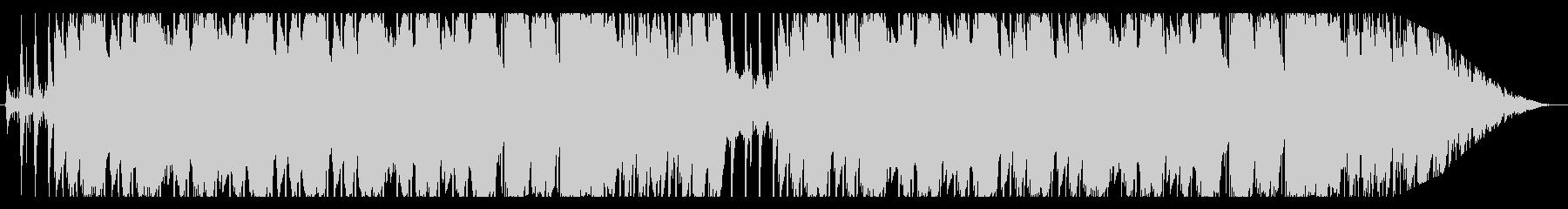 ノスタルジーなピアノbgmの未再生の波形