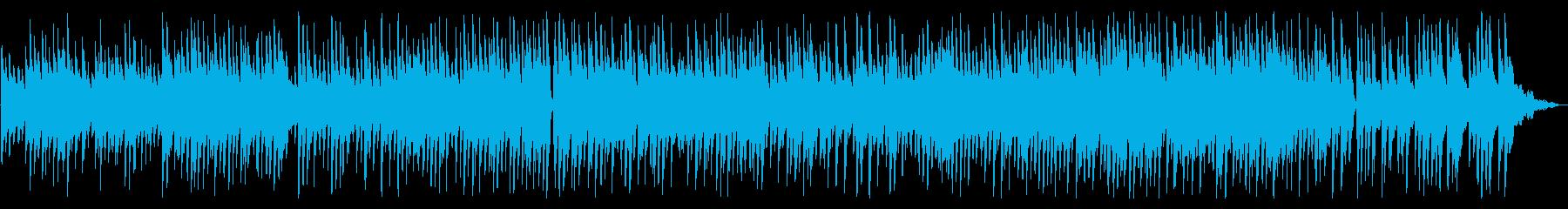 コミカルで明るい 元気なピアノソロの再生済みの波形