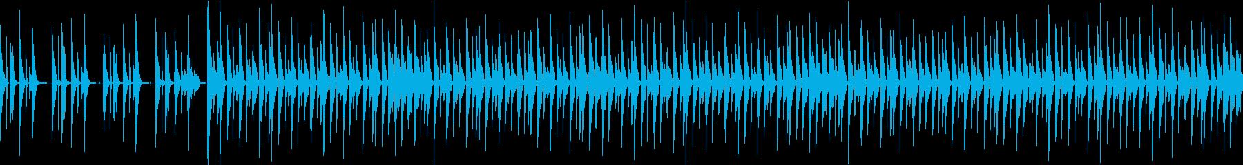 予備校CM風ピコピコサウンドの再生済みの波形