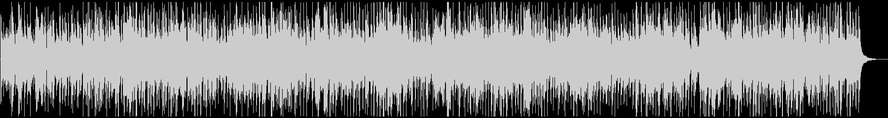 マンドリンソロのカントリーバラードの未再生の波形