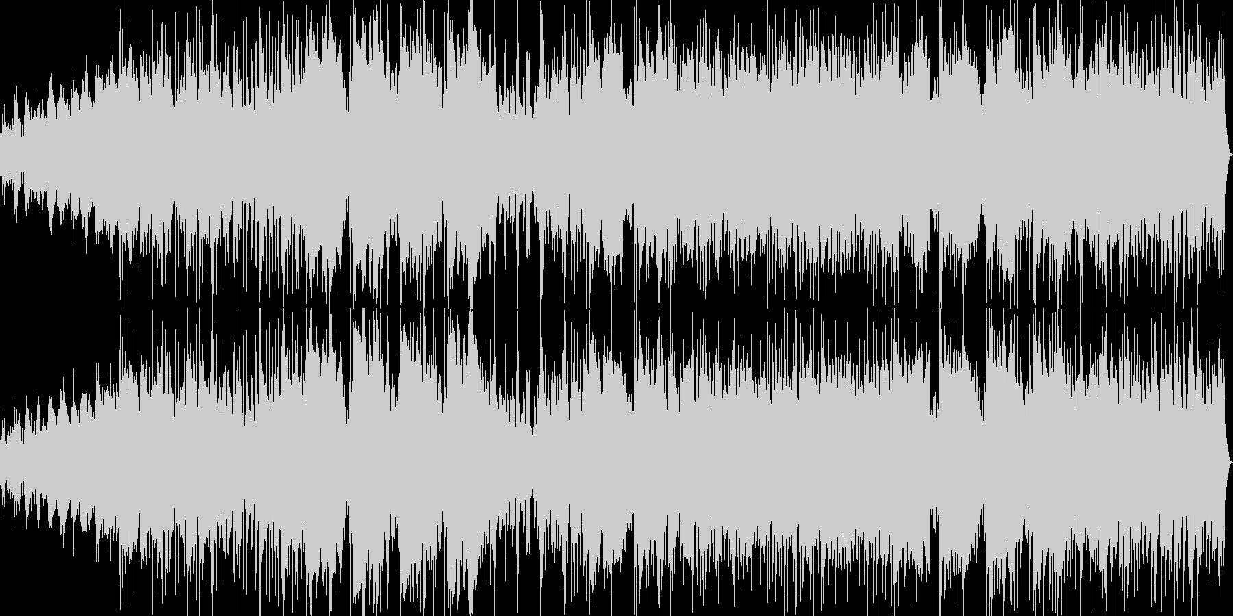スムースジャズ、フュージョン。パッ...の未再生の波形