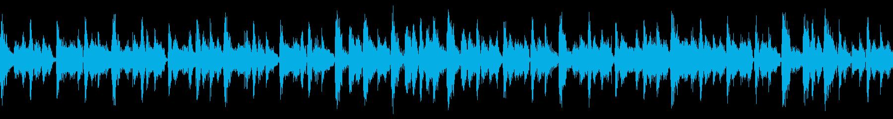 ビッグバンド、トランペット、ピアノ...の再生済みの波形