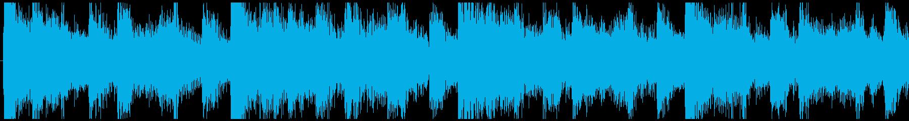 環境にやさしい事業紹介のCM曲-ループ3の再生済みの波形