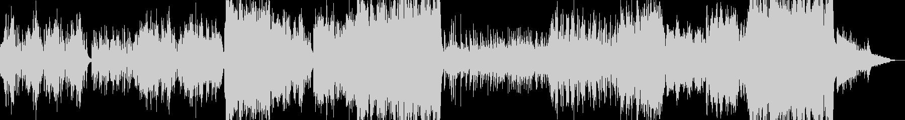 姫チックなワルツ・マイメロ風作品に B3の未再生の波形