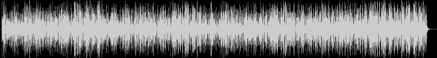 チェイスシーンのジプシージャズ※ドラム無の未再生の波形