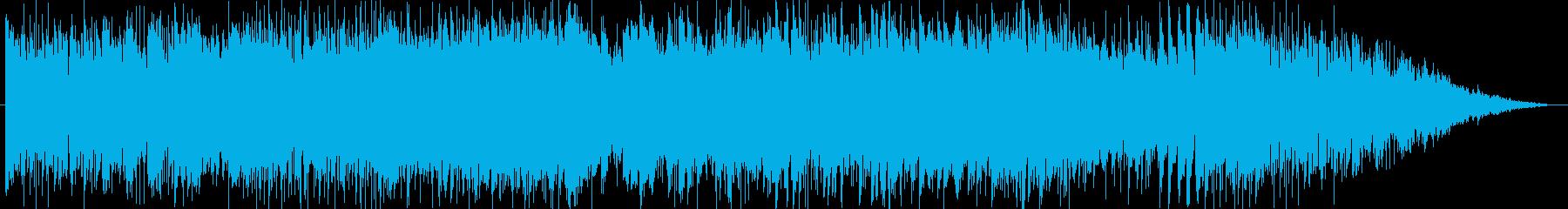 疾走感抜群のピアノトリオの再生済みの波形