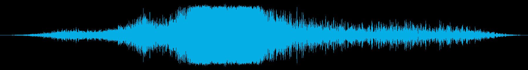 エアバス319旅客機:内線:アプロ...の再生済みの波形