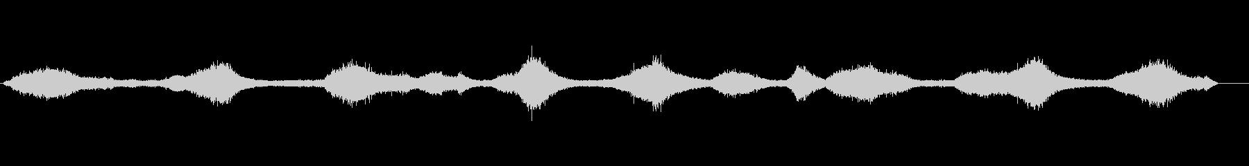 Waves-プラヤアレノサについての未再生の波形