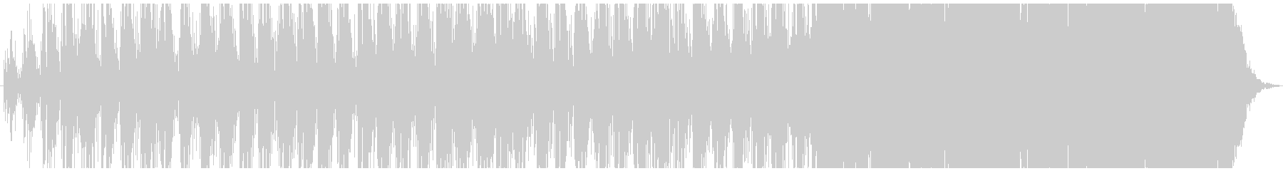 ブレイクビーツ 積極的 焦り 神経...の未再生の波形