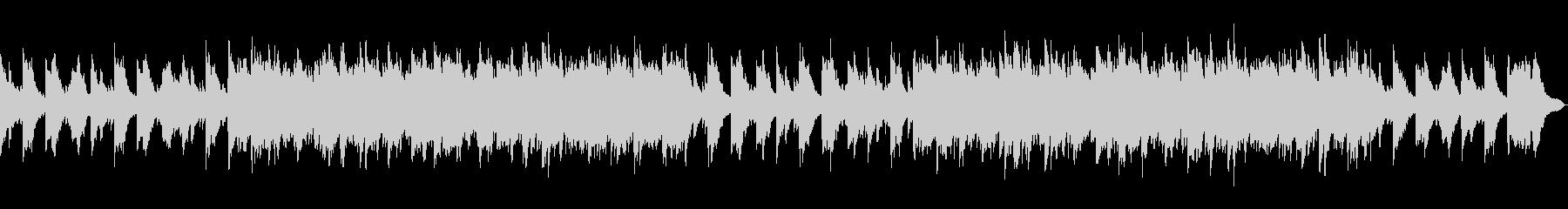 ヒーリング・リラックス ピアノの未再生の波形