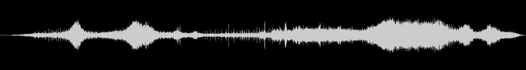 サイクリストペロトンパサ0-15の未再生の波形