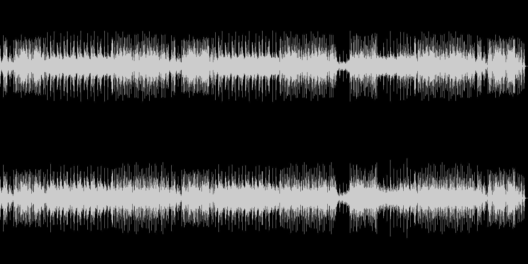 高音質♪和風のJAZZpopなBGMの未再生の波形