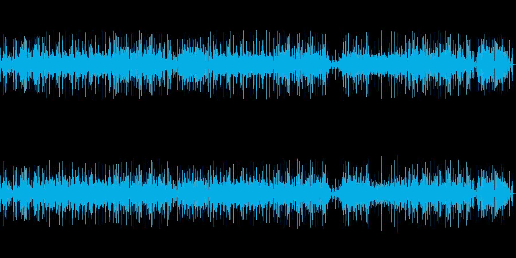 高音質♪和風のJAZZpopなBGMの再生済みの波形