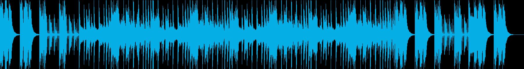 エレクトロニカルオーケストラ Aの再生済みの波形